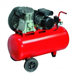 Compressore 100Lt-2Hp-2Cil