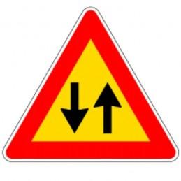Cartello Stradale Doppio Senso