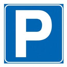 Cartello Stradale Parcheggio