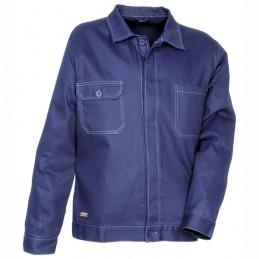 Giacca Cotone Blu Navy 48...